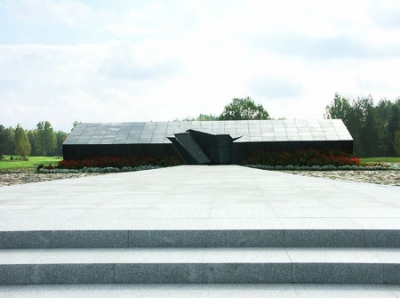 The symbolic roof of the barn